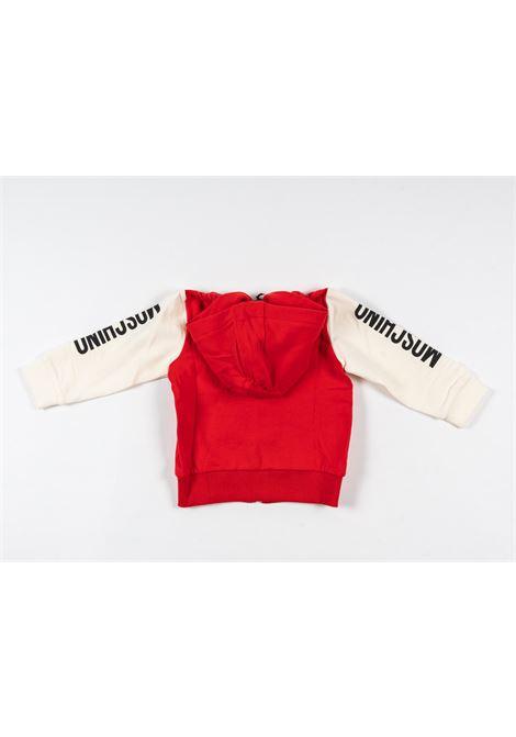 MOSCHINO | sweatshirt | MOS165NERO