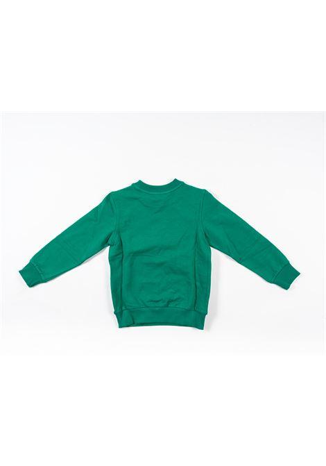 MOSCHINO | sweatshirt | MOS169VERDE
