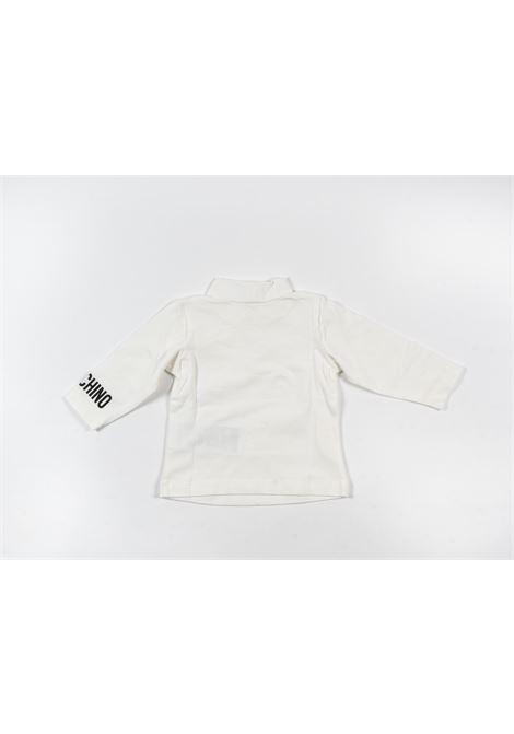 MOSCHINO | t-shirt long sleeve | MOS178BIANCO