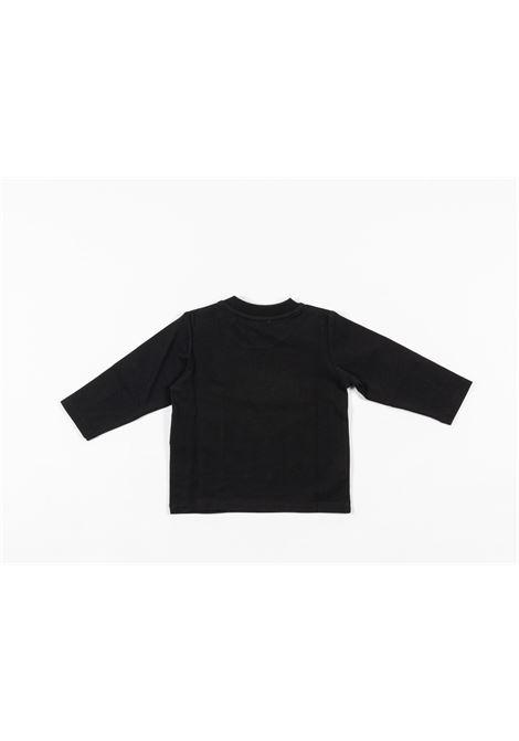 MOSCHINO | t-shirt long sleeve | MOS182NERO