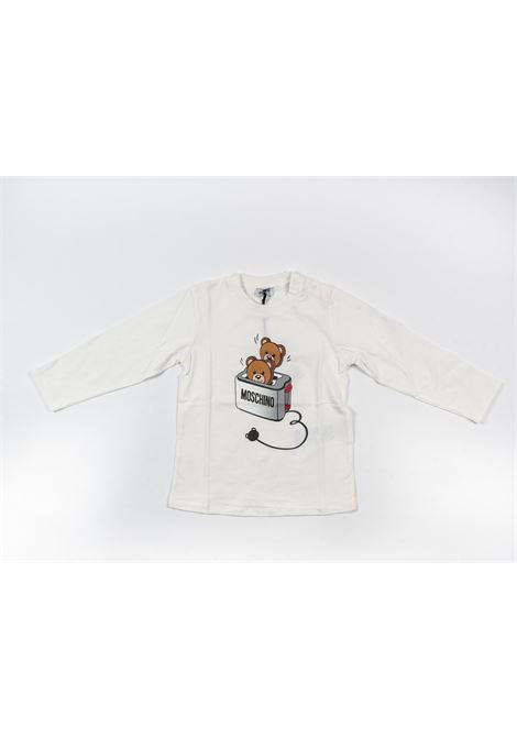 MOSCHINO | T-shirt | MOS184BIANCO