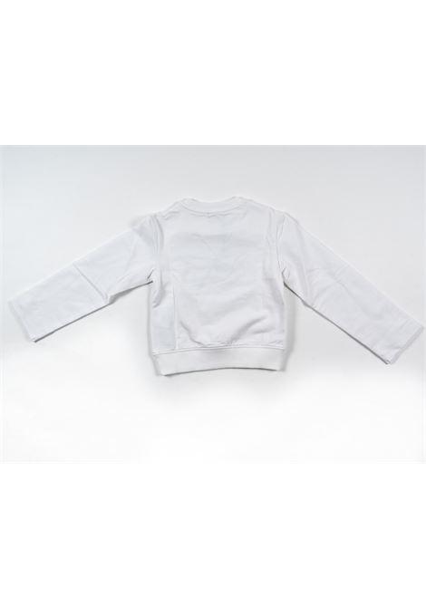 MOSCHINO | sweatshirt | MOS185BIANCO