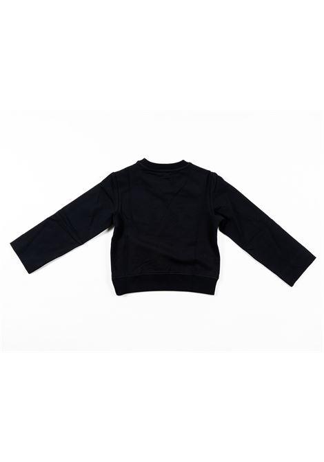 MOSCHINO | sweatshirt | MOS185NERO