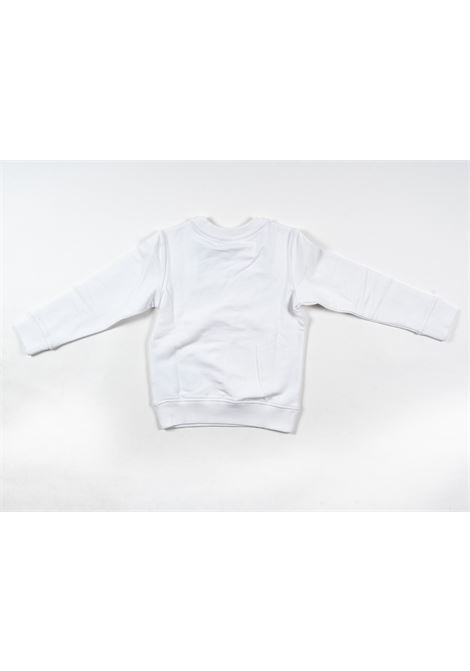 MOSCHINO | sweatshirt | MOS187BIANCO