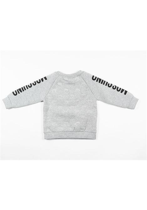 MOSCHINO | sweatshirt | MOS188GRIGIO