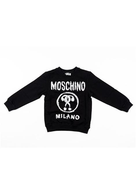 MOSCHINO | sweatshirt | MOS190NERO