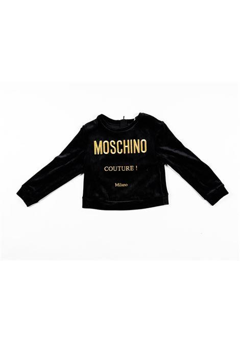 MOSCHINO | sweatshirt | MOS191NERO
