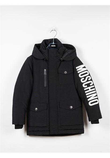 MOSCHINO | jacket | MOS235NERO
