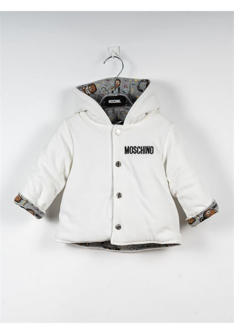 MOSCHINO | jacket | MOS238BIANCO
