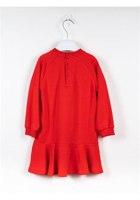 MOSCHINO | Dress | MOS240ROSSO