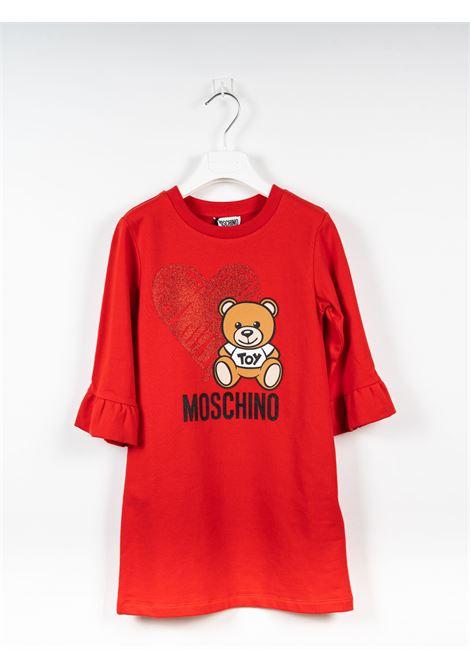 MOSCHINO | Dress | MOS241ROSSO