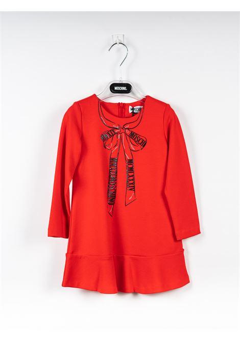 MOSCHINO | Dress | MOS243ROSSO