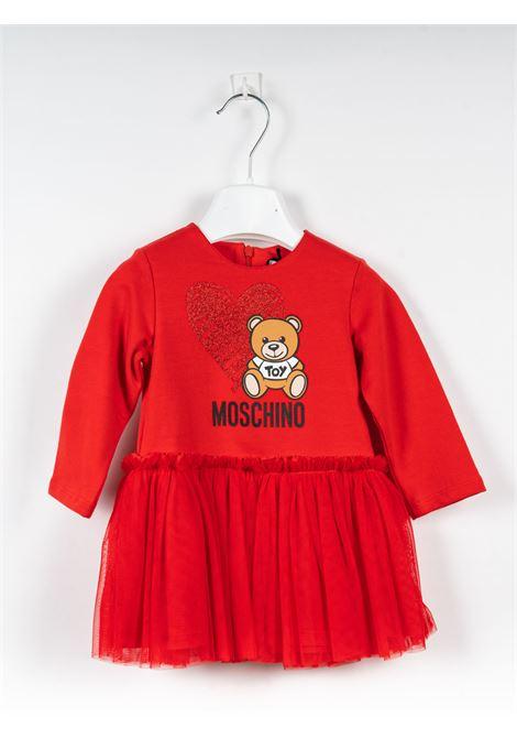 MOSCHINO | Dress | MOS245ROSSO
