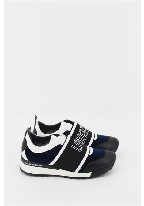 MOSCHINO | Sneakers | SNEAK032NERA-BLU