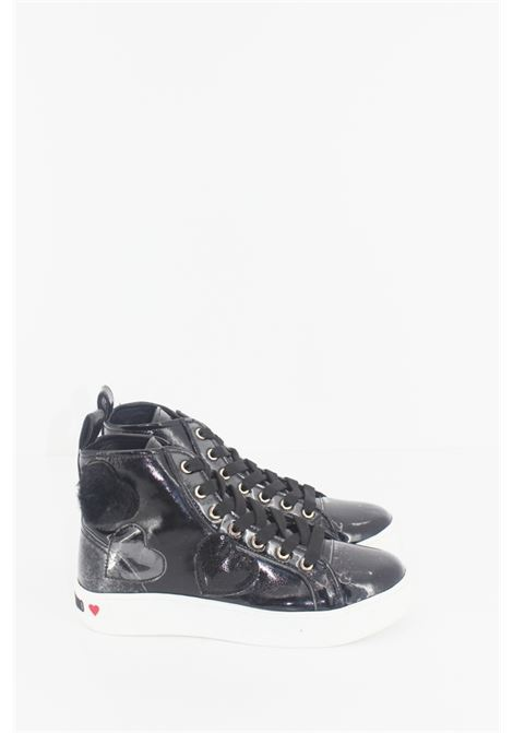 MOSCHINO | Sneakers | SNEAK033NERA