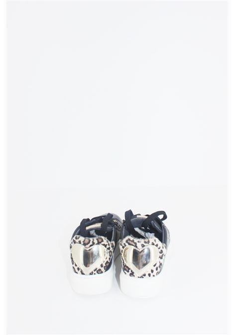 Melania | Sneakers | MELA013NERA