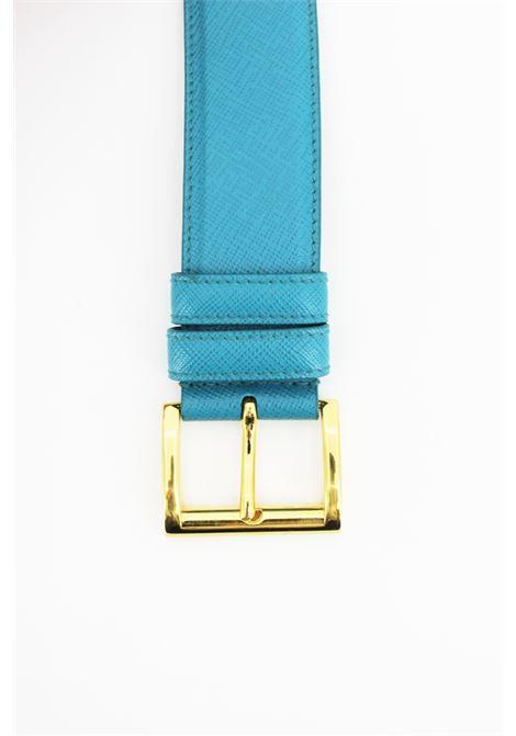 CINTURA PRADA PRADA | Cintura | 1CC023VERDE TIFFANY