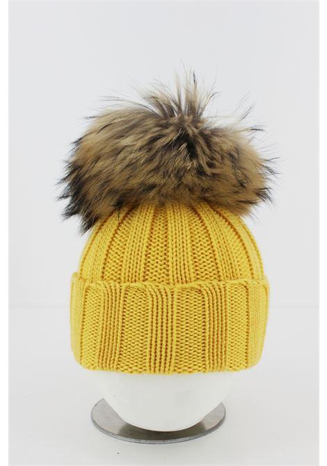 REGINA | hat | REG03GIALLO