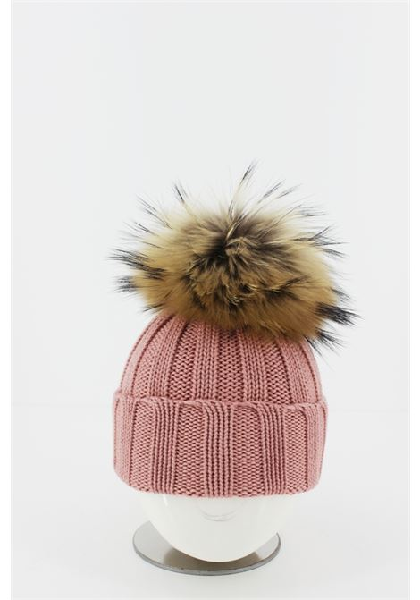 REGINA | hat | REG03ROSA ANTICO
