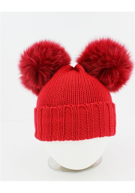 REGINA | hat | REG04ROSSO