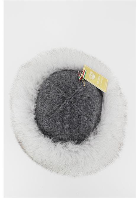 REGINA | hat | REG08GRIGIO