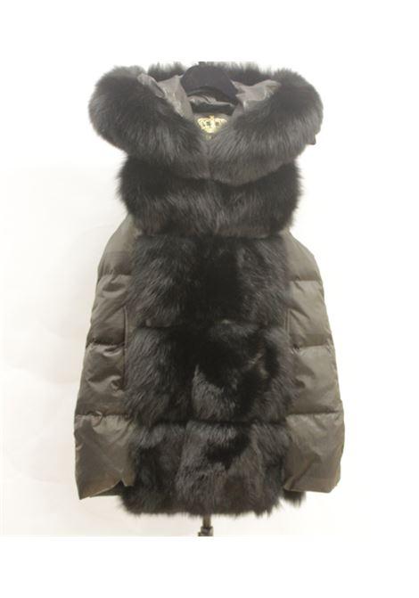 REGINA | jacket | REG13NERO