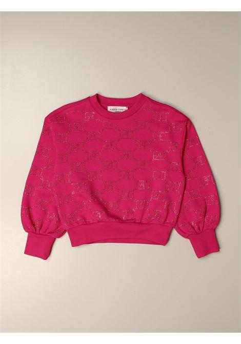 ALBERTA FERRETTI | sweatshirt | ALB79FUXIA