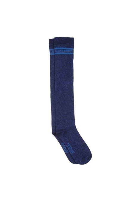 ALBERTA FERRETTI | knee sock | ALB91BLUETTE