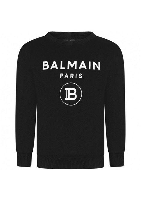 Felpa Balmain BALMAIN | Felpa | BAL23NERO