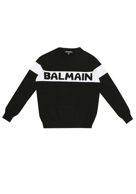 BALMAIN |  | BAL55NERO