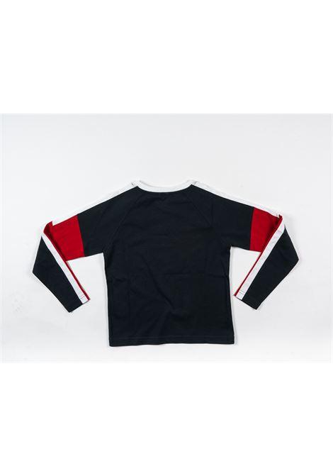 BALMAIN | t-shirt long sleeve | BAL63BLU