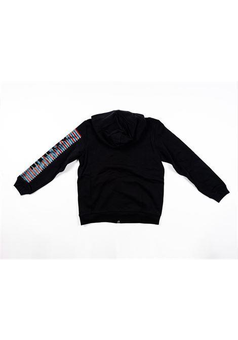 BALMAIN | sweatshirt | BAL64NERO