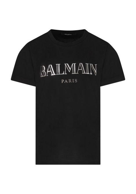 BALMAIN | T-shirt | BAL67NERO