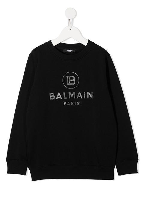 Maglia felpa Balmain BALMAIN | Felpa | BAL69NERO