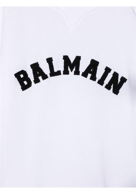 Maglia felpa Balmain BALMAIN | Felpa | BAL70BIANCO