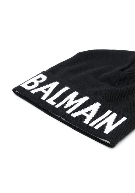 BALMAIN | hat | BAL71NERO