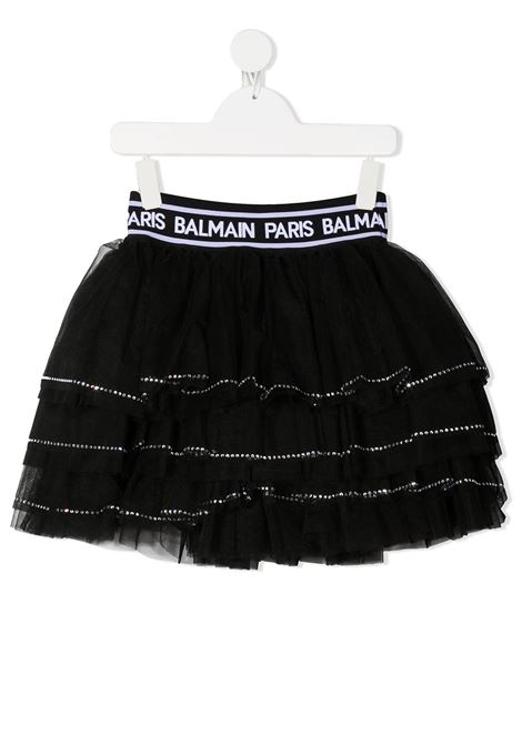 Gonna Balmain BALMAIN | Gonna | BAL73NERO