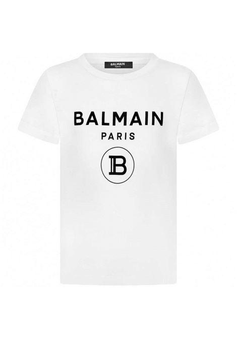 BALMAIN | T-shirt | BAL74BIANCO