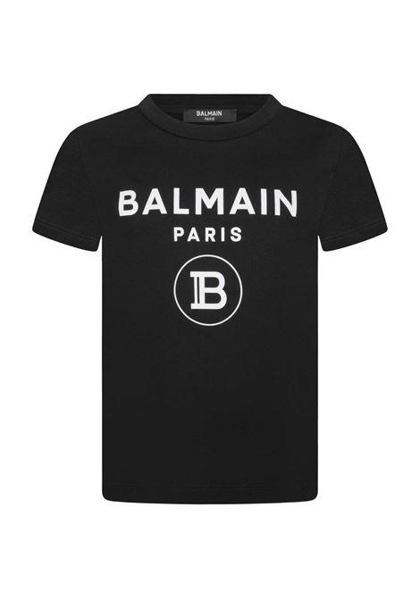 BALMAIN | T-shirt | BAL74NERO