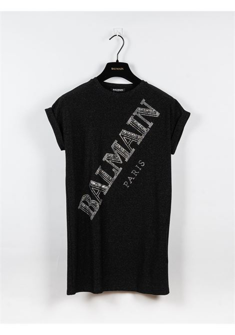 BALMAIN | Dress | BAL76NERO