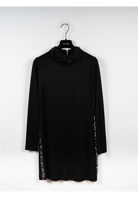 BALMAIN | Dress | BAL77NERO