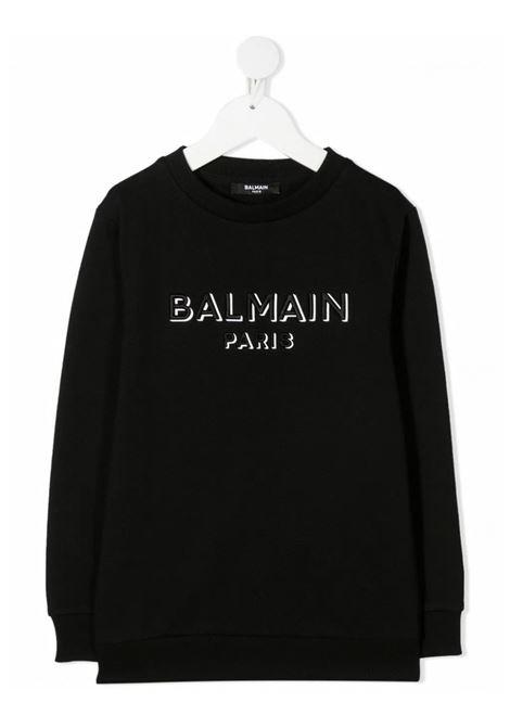 Felpa Balmain BALMAIN | Felpa | BAL83NERO