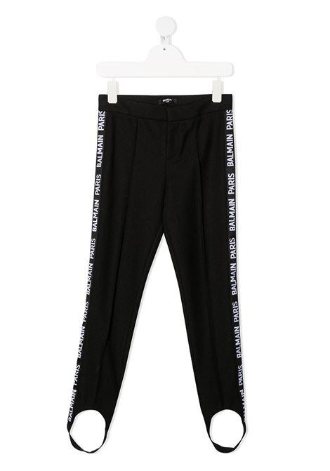 BALMAIN | trousers | BAL85NERO