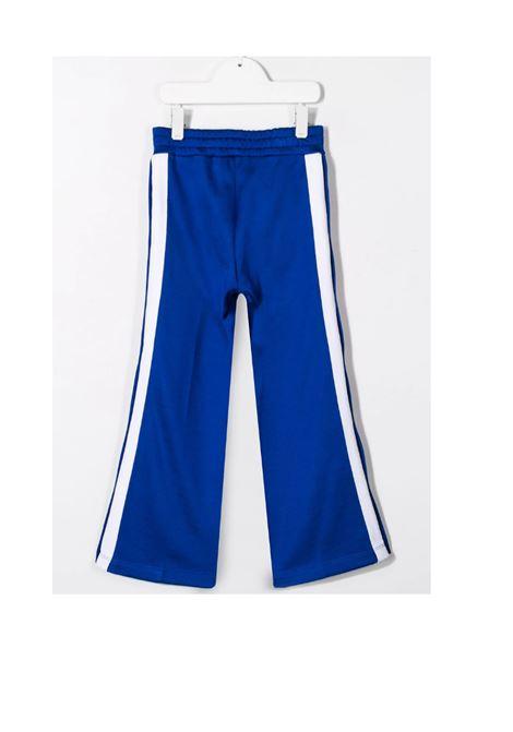 BALMAIN | plushy trousers | BAL91BLUETTE