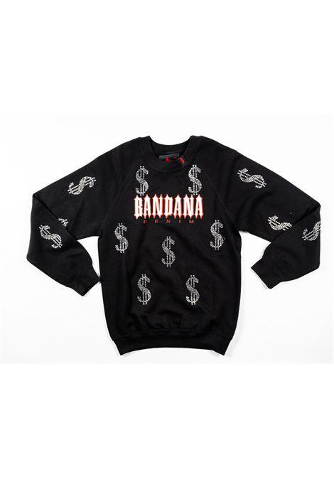 BANDANA | sweatshirt | BAN01NERO
