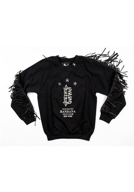 BANDANA | sweatshirt | BAN02NERO