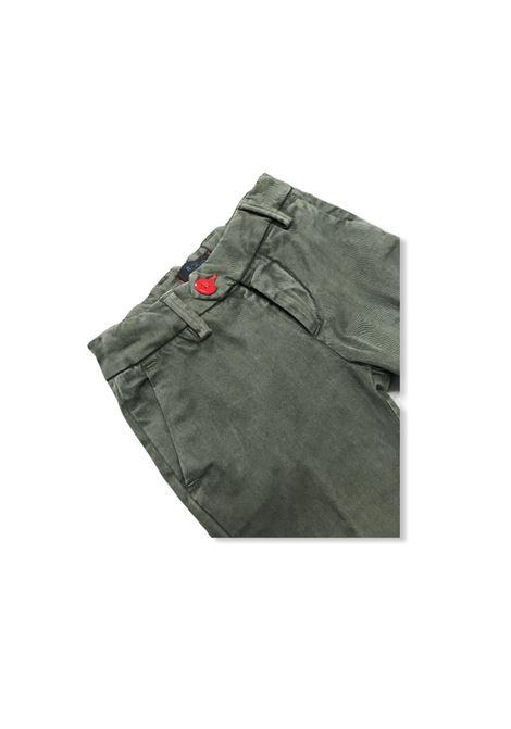 BARONIO | trousers | BARW2080 PRINCEVERDE