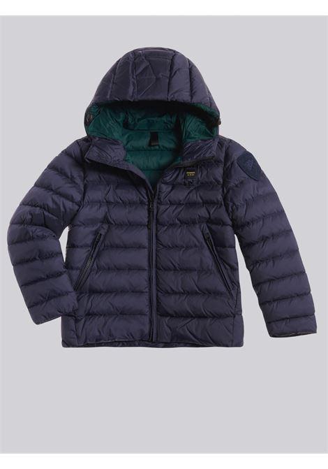 BLAUER | jacket | BLA02311BLU