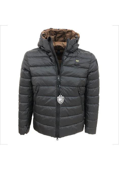 BLAUER | jacket | BLA02311NERO