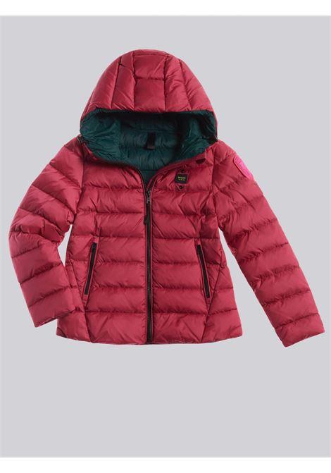 BLAUER | jacket | BLA02335FUXIA